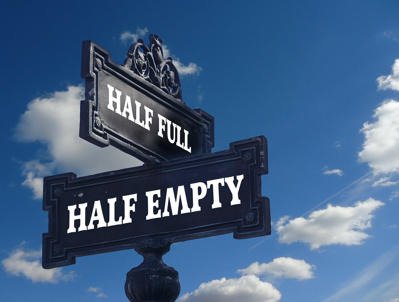 half-full-half-empty-sign
