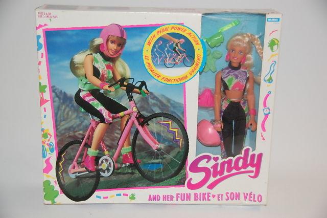 Το ποδήλατο της Sindy