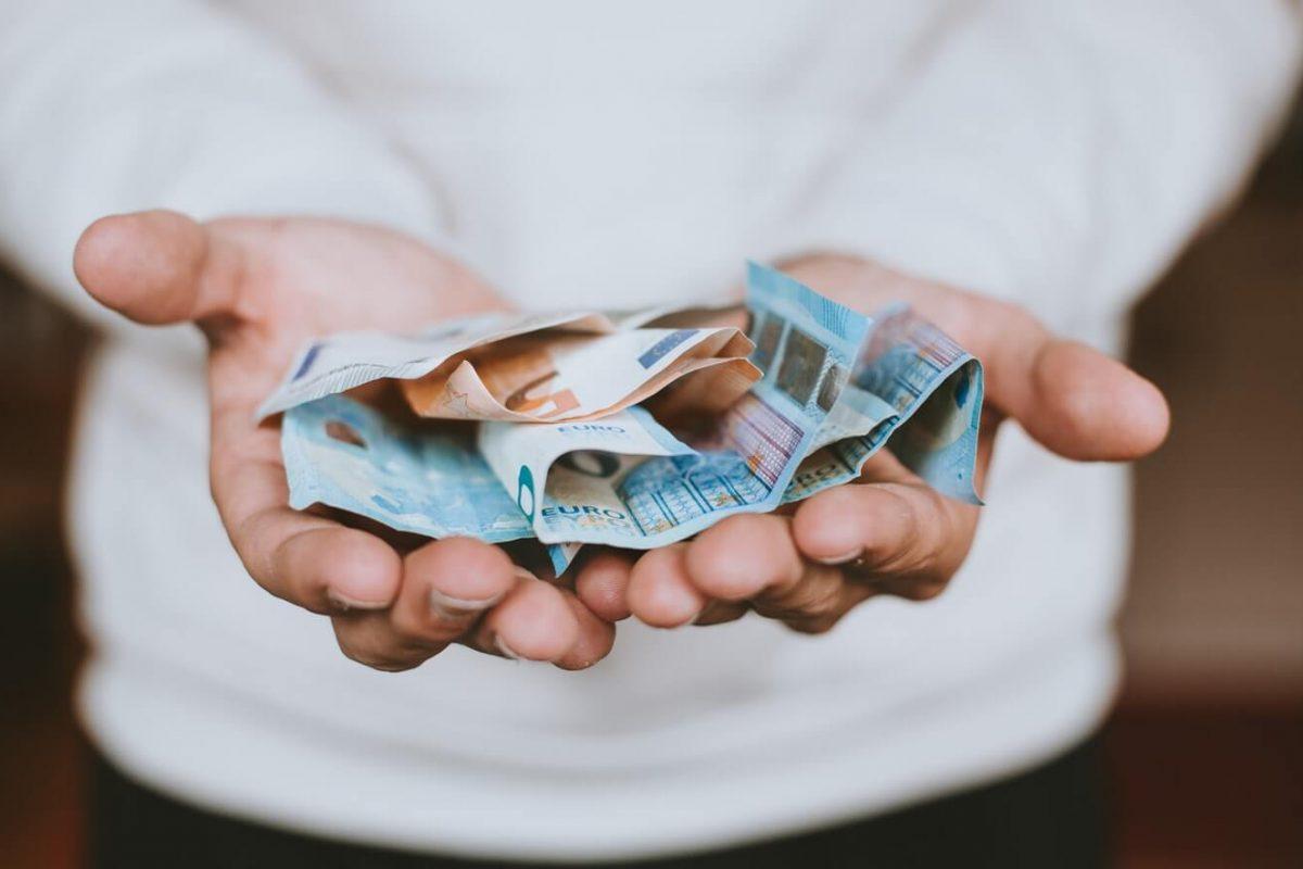 Χρήματα προς δωρεά