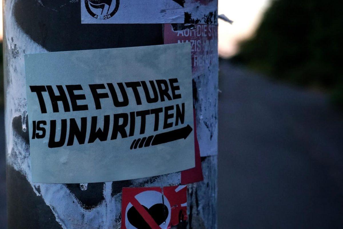 Το μέλλον δεν έχει γραφτεί